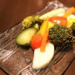 お野菜のピクルス